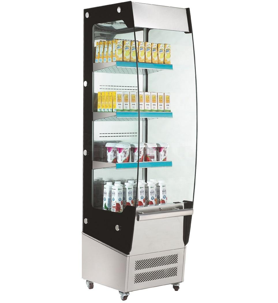 Expositor refrigerado vertical AK220EM