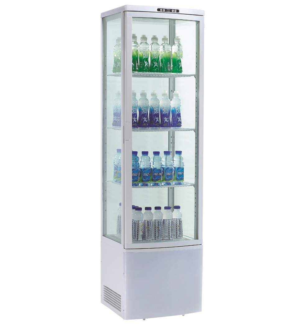 Expositor refrigerado ventilado para bebidas AK280EB